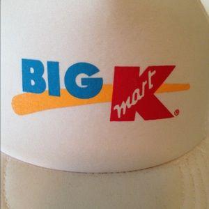 Vintage Kmart Big K Snapback Hat